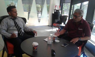 Ali Raza Syed-Meeting