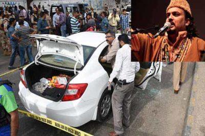 Amjad Sabri -Murder Case