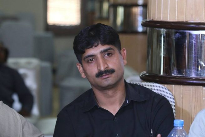 Aqeel Ahmad Khan Lodhi