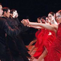 Argentina Tango Dancing