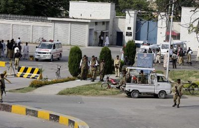 Attack on Security Forces