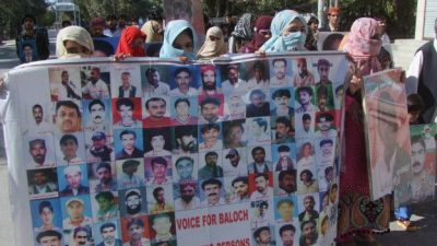 Baloch Missing Persons