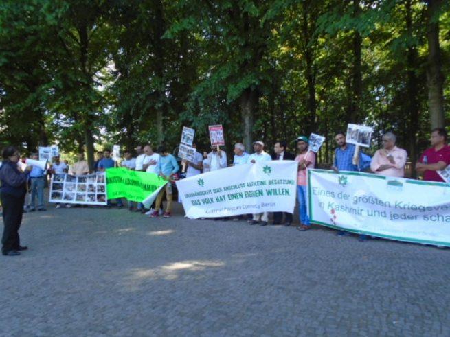 Berlin Protest For Kashmir