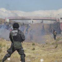 Bolivia Protesters