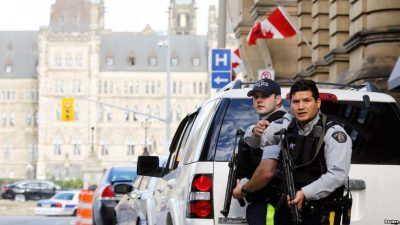 Canadain Police