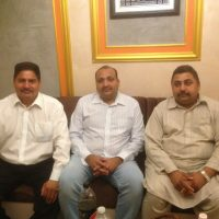 Choudhary Asif and Chouddhary Shahbaz Meeting