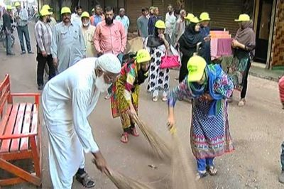 Cleanliness in Karachi