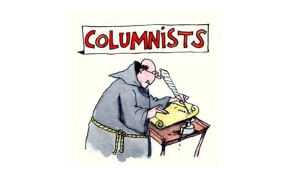 Columnists rights