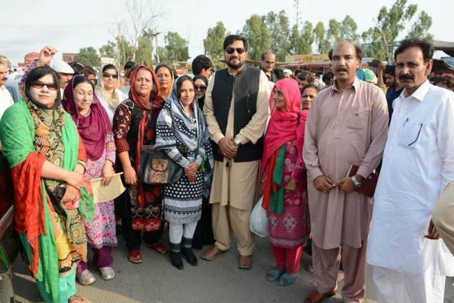 Engr Iftikhar Ahmed Chaudhry Meeting