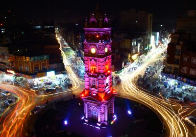 Faisalabad Clock Tower