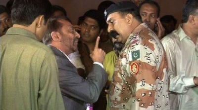 Farooq Sattar Arrest