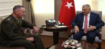 General Dunford and Yildirim