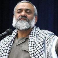 General Mohammad Reza Naqdi