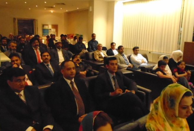Germany Solidarity Day Event For Kashmiris
