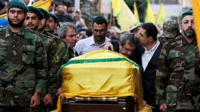 Hezbollah Commander Killed