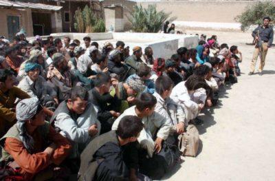 Illegal Afghani