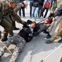 Indian Army in Kashmir Violence