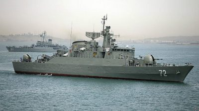 Iran Navy Ship