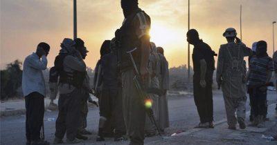 Iraqi Civilians ISIS Kidnapping