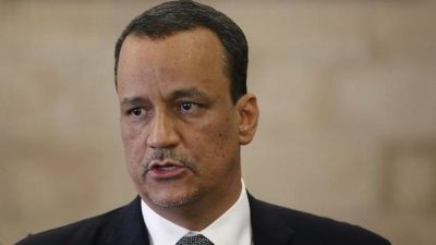 Ismail Ould Cheikh Ahmed