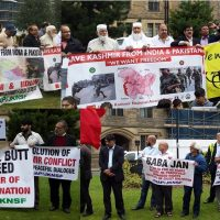 JKNAP Protest in Bradford