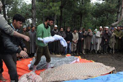 Kashmir Dead Bodies