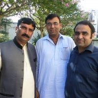 Khalid Cheema Waarsi and Gulzaar Ahmad