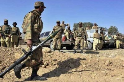 Khyber Agency Terrorist Operation