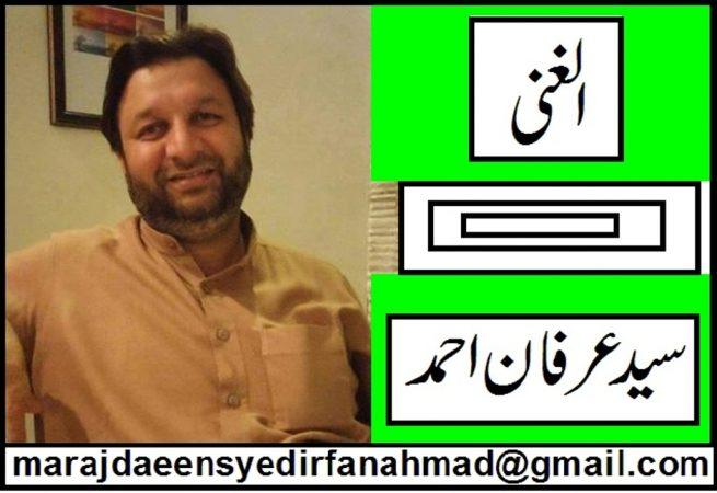 Logo Syed Irfan Ahmad