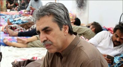 MQM Hunger Strike