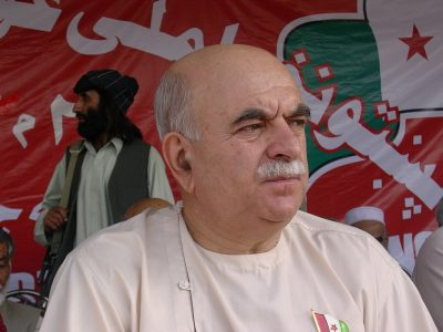 Mahmood Khan Achakzai