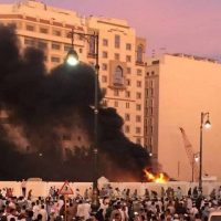 Masjid e Nabvi Suicide Blast
