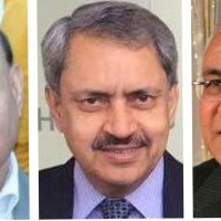 Mateeh Khan, Amir Bashir and Syed Imran