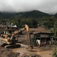 Mexico Land Sliding