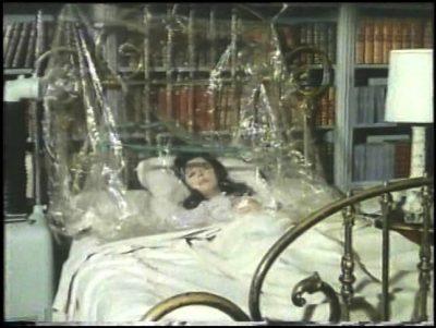 Michael Jackson in Oxygen Tent