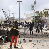 Mogadishu Attacked