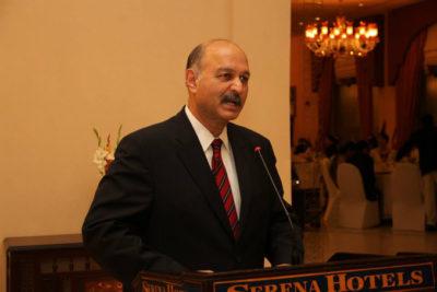 Envoy Mushahid Hussain Syed