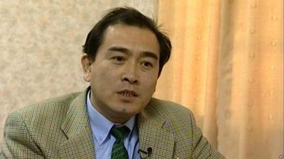 North Korea Diplomat