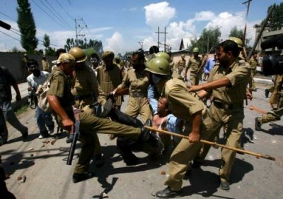 Oppressed in Kashmir