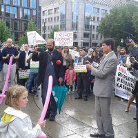 Oslo Protest for Kashmir