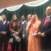 Overseas Pakistan Solidarity Ceremony