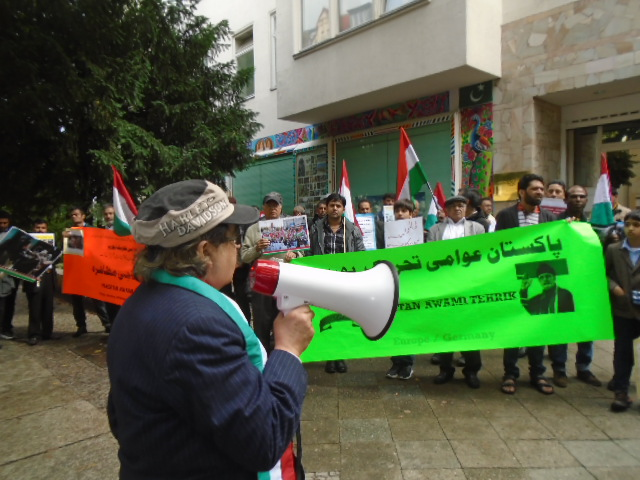 PAT Europe Protest