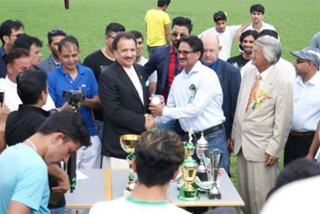 PCC  Independence Day Cricket Festival  Vienna  Program