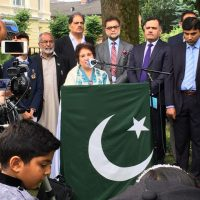 Pak Embasssy Norway 14 Aug 2016