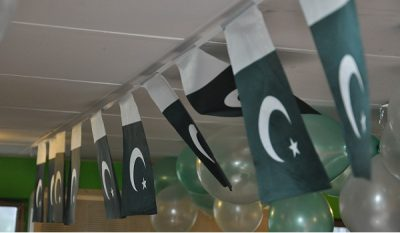 Pakistan Flage
