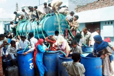 Pakistan Water Supply