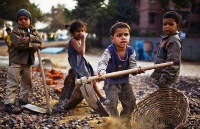 Pakistani Poor Children