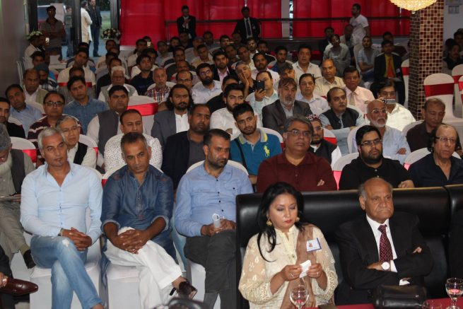 Paris literary Forums and Ghazali Education Trust Organized Poetry Ceremony