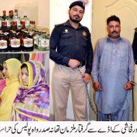 Police Staion Sadar Wah Taxila