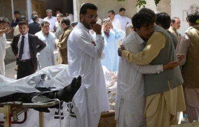 Quetta Civil Hospital Blast